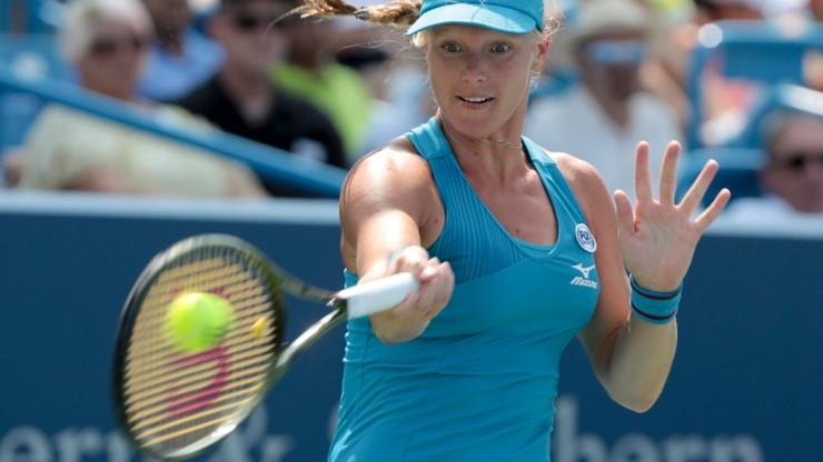 WTA w Cincinnati: Niespodziewany triumf Bertens