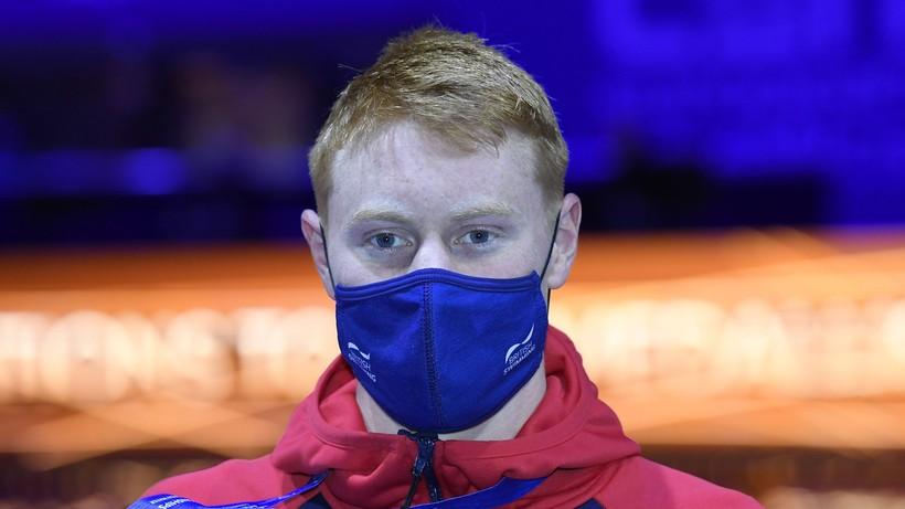 Tokio 2020: Brytyjczyk Thomas Dean najszybszy na 200 m st. dowolnym