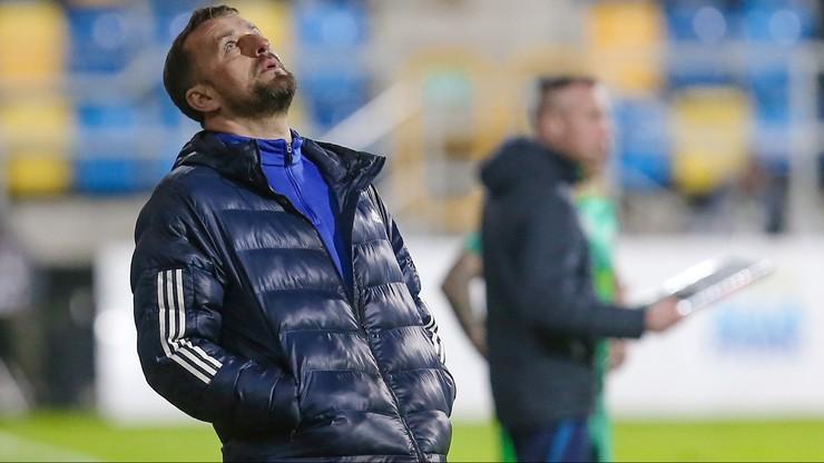 Trener Arki Gdynia zwolniony przed derbami Trójmiasta
