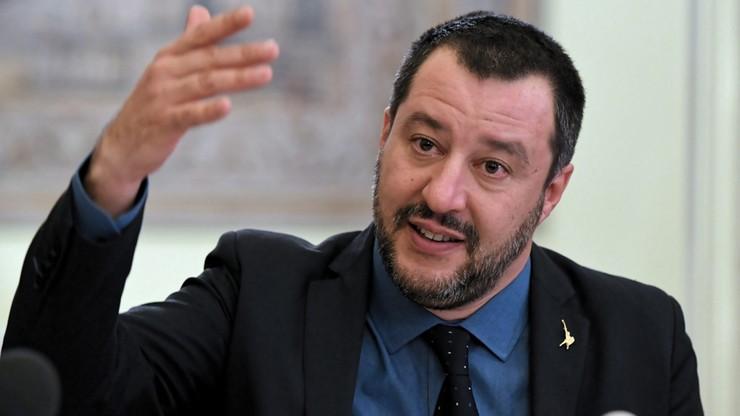 """Corriere della Sera"": Putin mówi Salviniemu - albo ze mną, albo z Polakami"