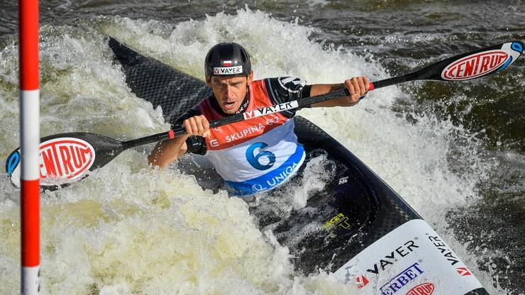 Męska drużyna piąta w mistrzostwach Europy w kajakarstwie górskim