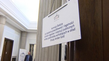 Były wiceminister finansów Andrzej Parafianowicz przed komisją śledczą ds. Amber Gold