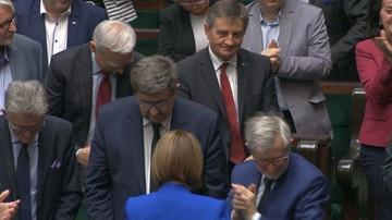 Kuchciński pozostaje marszałkiem Sejmu. Wniosek o jego odwołanie został odrzucony