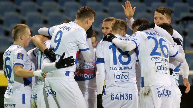 Fortuna 1 Liga: Raków Częstochowa - Chrobry Głogów. Transmisja w Polsacie Sport