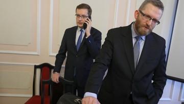 Grzegorz Braun zarejestrowany jako kandydat na prezydenta Gdańska