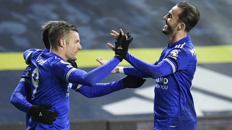 Premier League: Trzecia porażka drużyny Mateusza Klicha. Leicester City wiceliderem