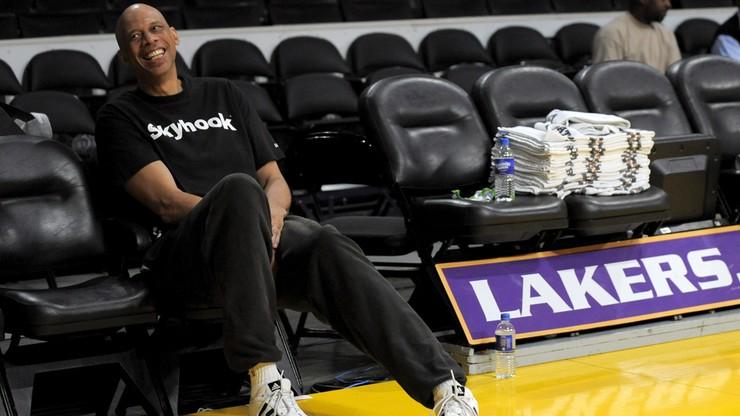 NBA: Abdul-Jabbar zatańczy na parkiecie