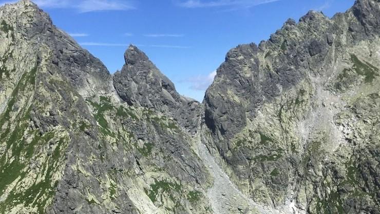 Słowacja. Nie żyje polski taternik. Spadł ze szczytu w Wysokich Tatrach