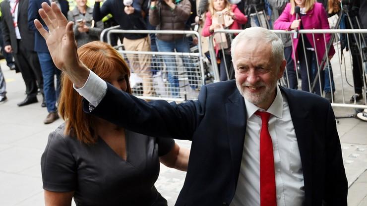 Brytyjska Partia Pracy spróbuje utworzyć rząd mniejszościowy