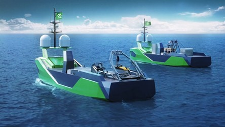 Autonomiczne statki wyruszają na oceany, by odkryć przed nami ich tajemnice [FILM]