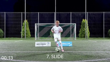 Football Lab dla WAP: Tydzień #3 - Slide