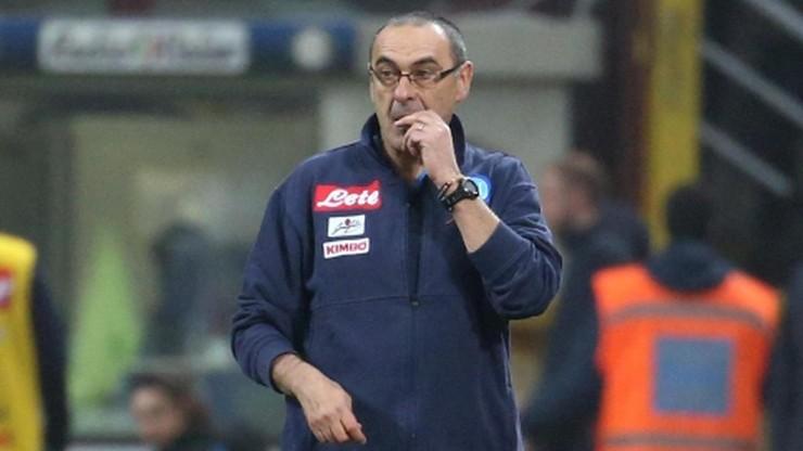 Trener Napoli do dziennikarki: Nie powiem ci, żebyś spi..., bo jesteś ładna