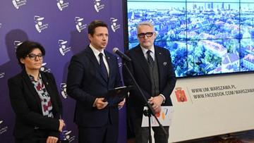 Trzaskowski: do 12 tys. zł za wymianę pieca w Warszawie, brak kryterium dochodowego
