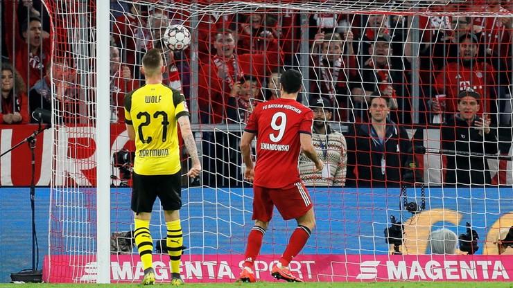 Bundesliga: Lewandowski chce podtrzymać strzelecką  passę