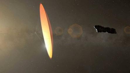 Avi Loeb: Międzygwiezdny przybysz był sondą zbudowaną przez obcą cywilizację