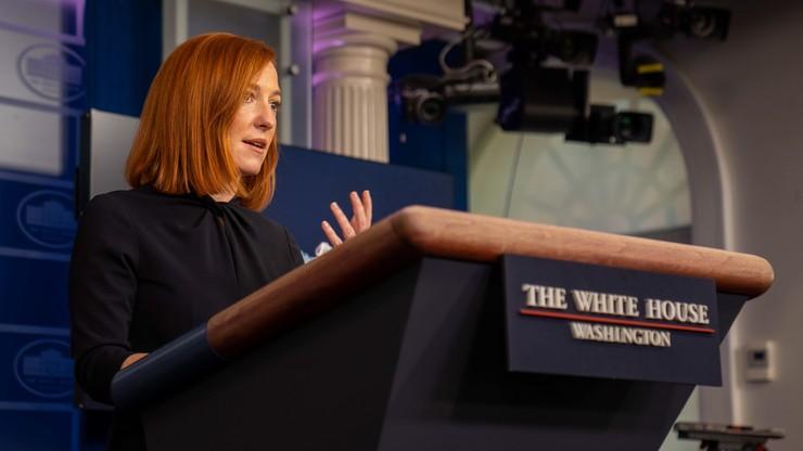 """Rzeczniczka Białego Domu: """"krajowy ekstremizm jest poważnym zagrożeniem dla bezpieczeństwa kraju"""""""