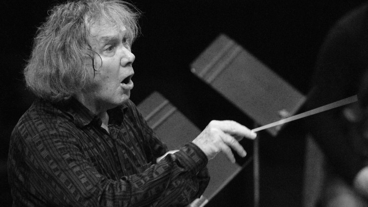 Zmarł Kazimierz Kord - dyrygent i wieloletni dyrektor Filharmonii Narodowej