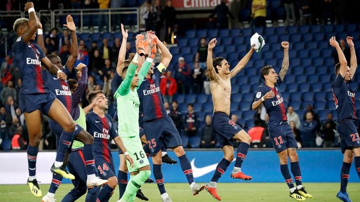 Paris Saint-Germain idzie na rekord
