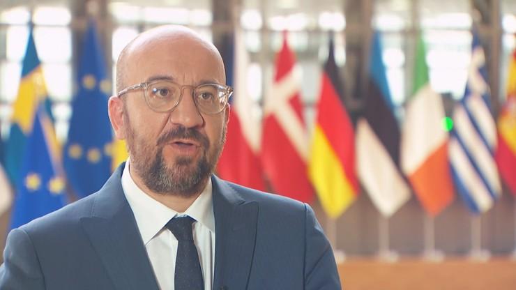 Szef Rady Europejskiej dla Polsat News: mimo kryzysu należy dążyć do zrównania poziomów gospodarek