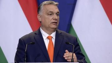 Orban: zaszczepiliśmy 2,5 mln osób, można łagodzić obostrzenia