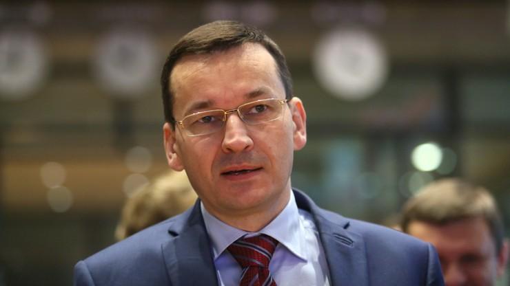 Morawiecki: w Polskim Funduszu Rozwoju zintegrowaliśmy instrumenty wsparcia rozwoju gospodarczego