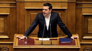 Kryzys migracyjny: Grecja grozi blokadą decyzji UE