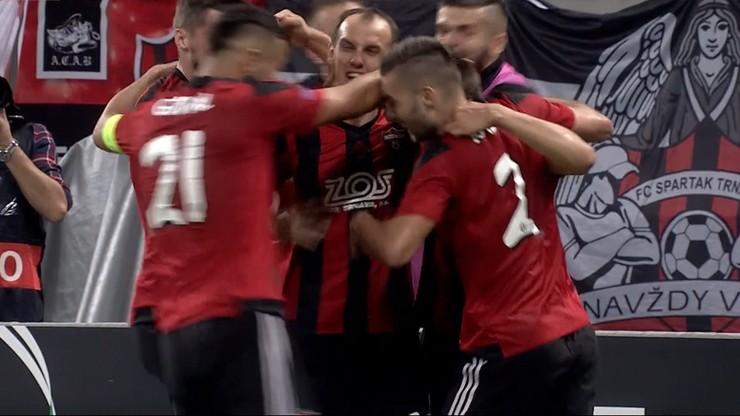 Liga Europy: Pogromca Legii ograł Anderlecht! Małecki wszedł w drugiej połowie