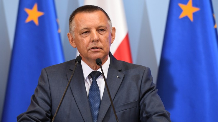 Nowy prezes NIK Marian Banaś złożył przysięgę. W Sejmie otrzymał 234 głosy