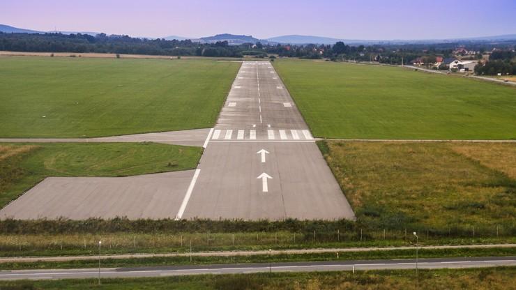 Zakończono budowę lokalnego lotniska w Suwałkach