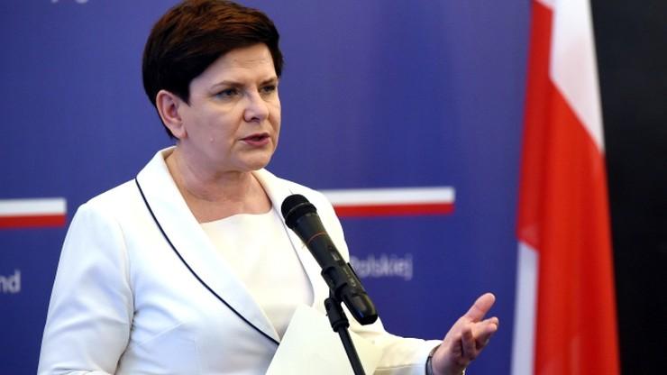 Premier: Polacy zapisali się w historii Chin pięknymi zgłoskami