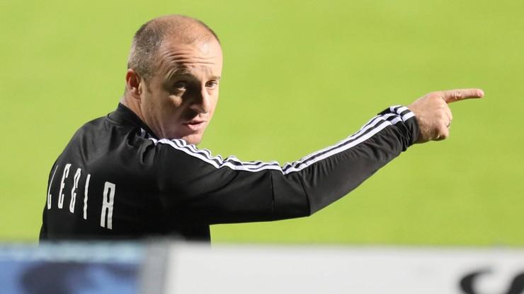 Aleksandar Vuković nie jest już trenerem piłkarzy Legii Warszawa!