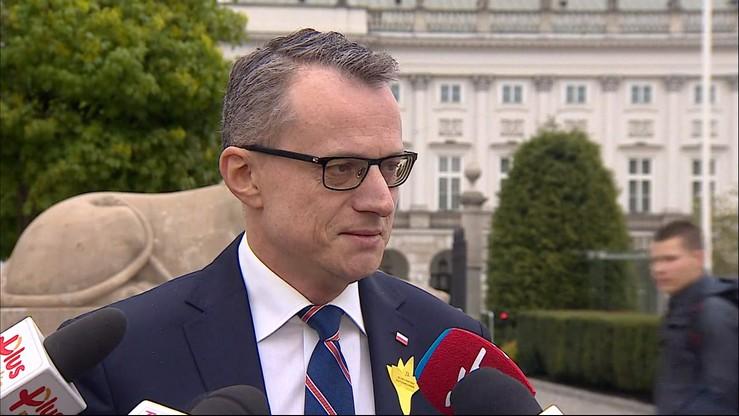 Prezydent odbierze przysięgę od Zbigniewa Jędrzejewskiego