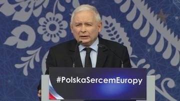 Jarosław Kaczyński pozwał Agorę za ujawnienie negocjacji z Birgfellnerem
