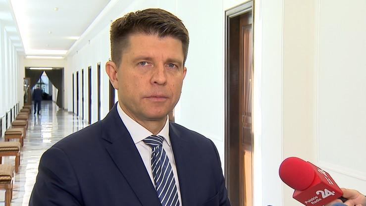 """""""Rozważam poparcie Jacka Wojciechowicza w pierwszej turze"""". Petru ws. wyborów w Warszawie"""