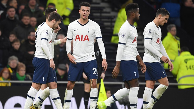 Piłkarz Tottenhamu zawieszony na jedno spotkanie