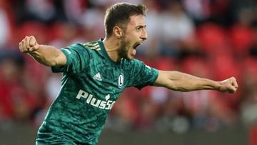 Juranović odszedł z Legii i dołączył do słynnego klubu