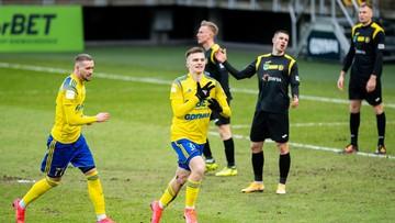 Fortuna 1 Liga: Wygrana Arki na inaugurację rundy