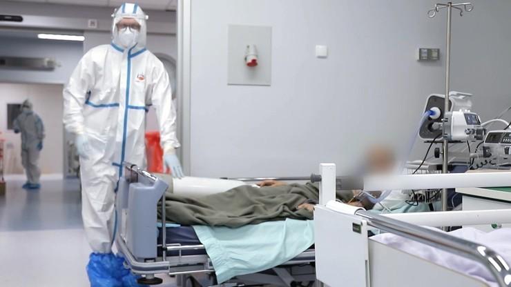 Nowe przypadki koronawirusa. Dane ministerstwa, 28 września