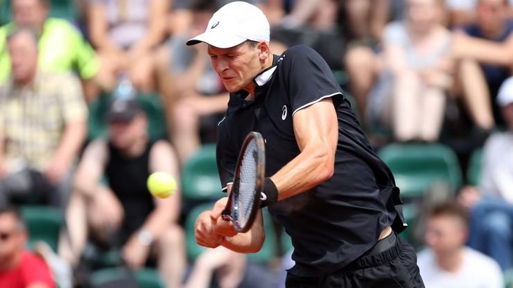 Rankingi ATP: Nieznaczny spadek Hurkacza w singlu, Kubot wiceliderem w deblu