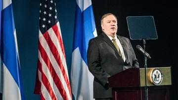"""USA przeciwko """"agresywnej postawie"""" Chin i Rosji w Arktyce"""