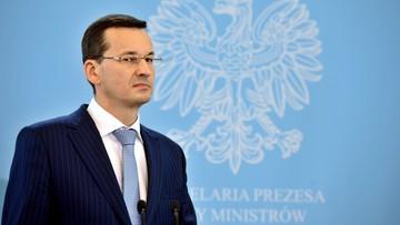 Morawiecki: w piątek projekt budżetu na 2017 r. trafi do Sejmu