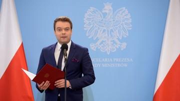 Rzecznik rządu: opinia Komisji Weneckiej zostanie przekazana do Sejmu
