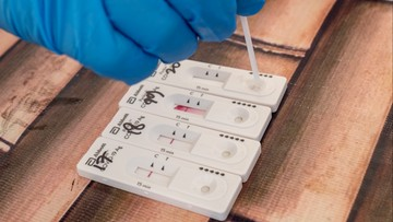 Rusza ponowne testowanie nauczycieli na koronawirusa