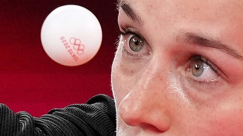 Tokio 2020: Natalia Partyka przegrała w drugiej rundzie - Polsat Sport