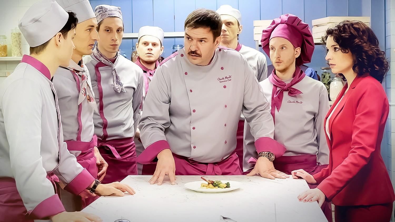 Kuchnia - odcinek 5: Zacięta rywalizacja na noże - Polsat.pl