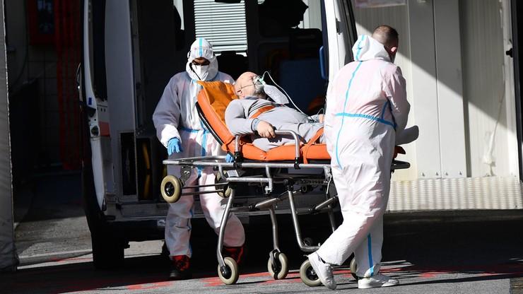 Nowe przypadki koronawirusa w Polsce. Dane ministerstwa, 14 lutego