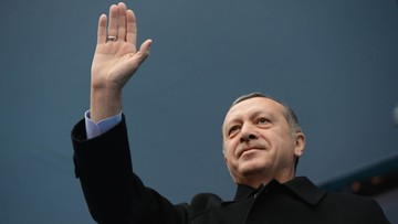 Prezydent Turcji: przekazaliśmy innym państwom taśmy ws. Chaszodżdżiego