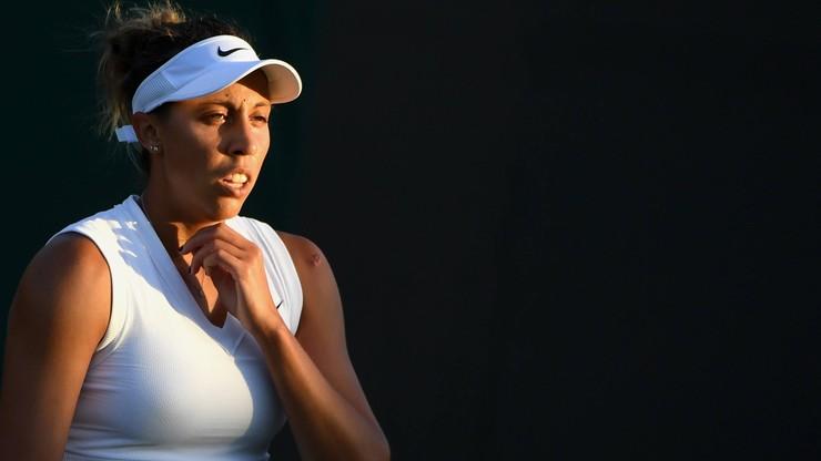 WTA w Waszyngtonie: Odpadły najwyżej rozstawione Stephens i Keys