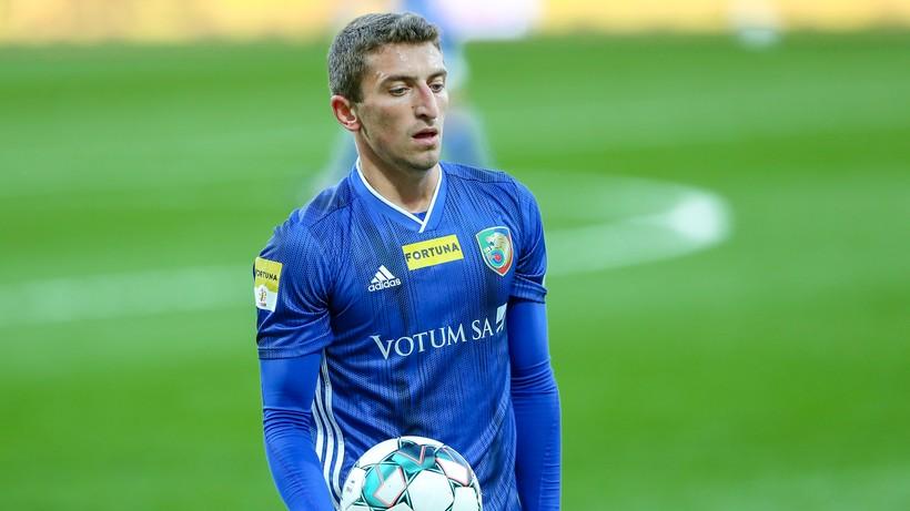 Krzysztof Drzazga zerwał więzadło w kolanie. Co najmniej pół roku przerwy