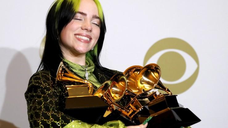 Nagrody Grammy. Wielki triumf Billie Eilish